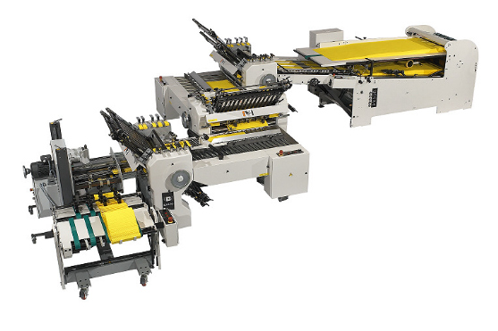 Baum 26 Continuous Feed Folder